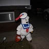 Photo #4 - Marshmallow Man trick-or-treating