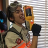 Photo #6 - Holtzmann's iconic gun lick