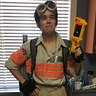 Photo #7 - Full costume view with the Nerf gun removed from its holster