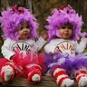 Photo #1 - Girl version of Thing 1 and Thing 2