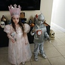 Photo #5 - Glinda and Tin Man
