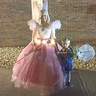 Photo #1 - Glinda the Good Witch & Munchkin
