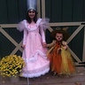 Photo #1 - Glinda the Good Witch & Scarecrow (Brianna and Sylvanna)
