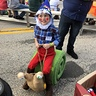 Photo #1 - Gnome riding Snail