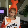 Photo #1 - Goldfish Piranha