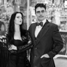 Photo #2 - Gomez & Morticia