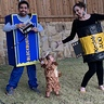Photo #1 - Family in costumes