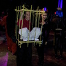 Photo #3 - Gorilla Man in a Cage