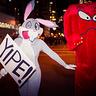 Photo #1 - Gossamer and Bugs Bunny