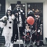 Photo #2 - Gothic Clown Family