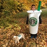 Photo #1 - Grande Frappuccino and Short Puppuccino