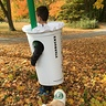 Photo #6 - Side view Grande Frappuccino and Short Puppuccino
