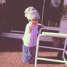Photo #2 - Grandma going for a walk