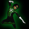 Photo #1 - In brightest day,  In blackest night,  No evil shall escape my sight.