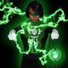 Photo #2 - For those who worship evil`s might,  Beware my power!  Green Lantern's light!