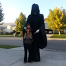 Photo #1 - My wife and son standing next to me in George.