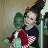 Photo #1 - Grinch and Cindy Lou Who