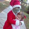 "Photo #4 - Little Man's alternate ending... The Grinch and Cindy Lou Whoo ""get married""."