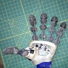 Photo #6 - Mechanical hand I designed fro the suit.