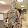 Photo #1 - Groot at the office party