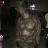 Photo #5 - Groot after dark.