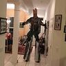 Photo #4 - Trying it on with stilts