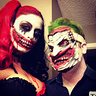 Photo #1 - Gruesome Joker and Harley Quinn