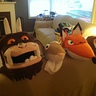 Photo #3 - Characters from The Gruffalo
