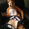 Photo #2 - Doge with meme pillowcase