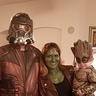 Photo #1 - Starlord, Gamora, & Baby Groot