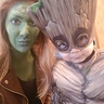 Photo #2 - Gamora & Baby Groot