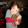 Photo #10 - Joshy and His Bestest Friend, his Guinea Pig, Chip!