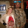 Photo #1 - Deer and her hunter!
