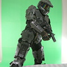 Photo #1 - Masterchief test-wear Greenscreen Photo shoot