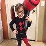 Photo #1 - DIY Harley Quinn for Toddler Girl