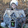 DIY Homemade Haunted House Costume