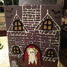 Photo #5 - Sarah Haunted House FRONT PANEL