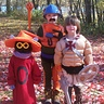 Photo #2 - He-Man, Orko & Man-at-Arms