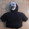 Photo #3 - The finished torso with ghoul mask.