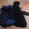 Photo #4 - The bag and sweatshirt sewn together.