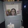 Photo #1 - Head in a Freezer