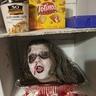 Photo #2 - Head in a Freezer