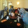 Photo #2 - all my walker friends..its zombie dinner time!