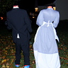 Photo #2 - Headless Butler and Maid from the back