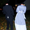 Photo #2 - Headless Maid and Butler from the back