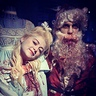 Photo #2 - Headless Marie and her boyfriend, Zombie Santa