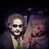 Photo #3 - The Joker and I became fast friends