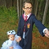 Photo #1 - Harry Potter and Hedwig