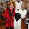 Photo #1 - Hef and the Playboy Bunny Centerfold that didn't make the cut