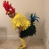 Photo #1 - Heihei, Moana's friendly chicken